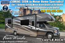 2020 Thor Motor Coach Four Winds 31E Bunk Model RV W/Jacks, 2 A/Cs & FBP