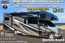 2020 Thor Motor Coach Chateau 31W W/2 A/Cs, Jacks,  Ext TV, Theater Seats