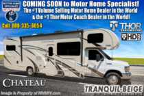 2019 Thor Motor Coach Chateau 31E Bunk Model RV for Sale W/ 2 A/Cs & Jacks