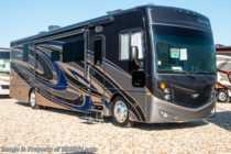 2019 Fleetwood Pace Arrow 35QS Diesel Pusher RV W/ Theater Seats, Tech Pkg