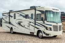 2019 Forest River FR3 33DS Class A RV W/Theater Seats, King Bed, W/D