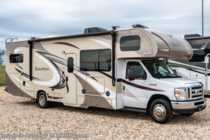 2017 Thor Motor Coach Quantum WS31 Class C RV for Sale W/ Ext TV, OH Loft