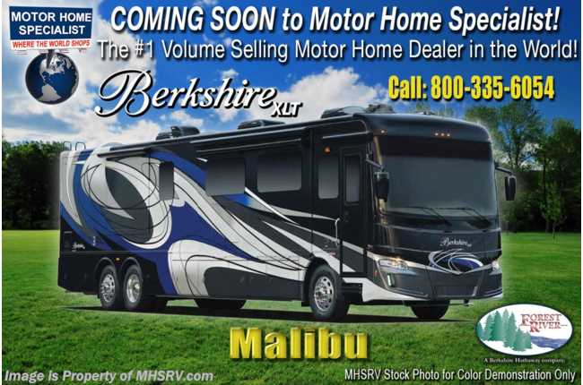 New 2019 Forest River Berkshire XLT