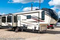 2017 Keystone Alpine 3731FB Bath & 1/2 5th Wheel RV for Sale W/ Jacks
