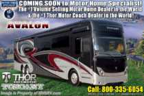 2019 Thor Motor Coach Tuscany 45JA Diesel Pusher RV for Sale W/ Theater Seats