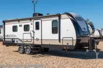 2019 Cruiser RV Radiance Ultra-Lite 22RB RV W/15K A/C, Pwr Stabilizers