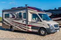 2015 Coachmen Prism 24G Class C Diesel Sprinter W/ Ext TV Consignment