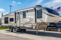 2017 Keystone Cougar 341RKI 5th Wheel RV for Sale W/ W/D, 3 Slides