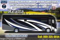2019 Entegra Coach Reatta 39T2 Bath & 1/2 Diesel RV for Sale W/Theater Seats