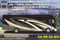 2019 Entegra Coach Reatta 39BH Bath & 1/2 Bunk Model W/ Satellite, W/D