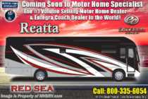 2019 Entegra Coach Reatta 39T2 Bath & 1/2 Bunk Model W/ King & W/D