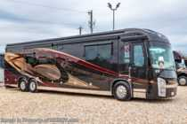 2016 Entegra Coach Cornerstone 45B Bath & 1/2 W/ 600HP Consignment RV