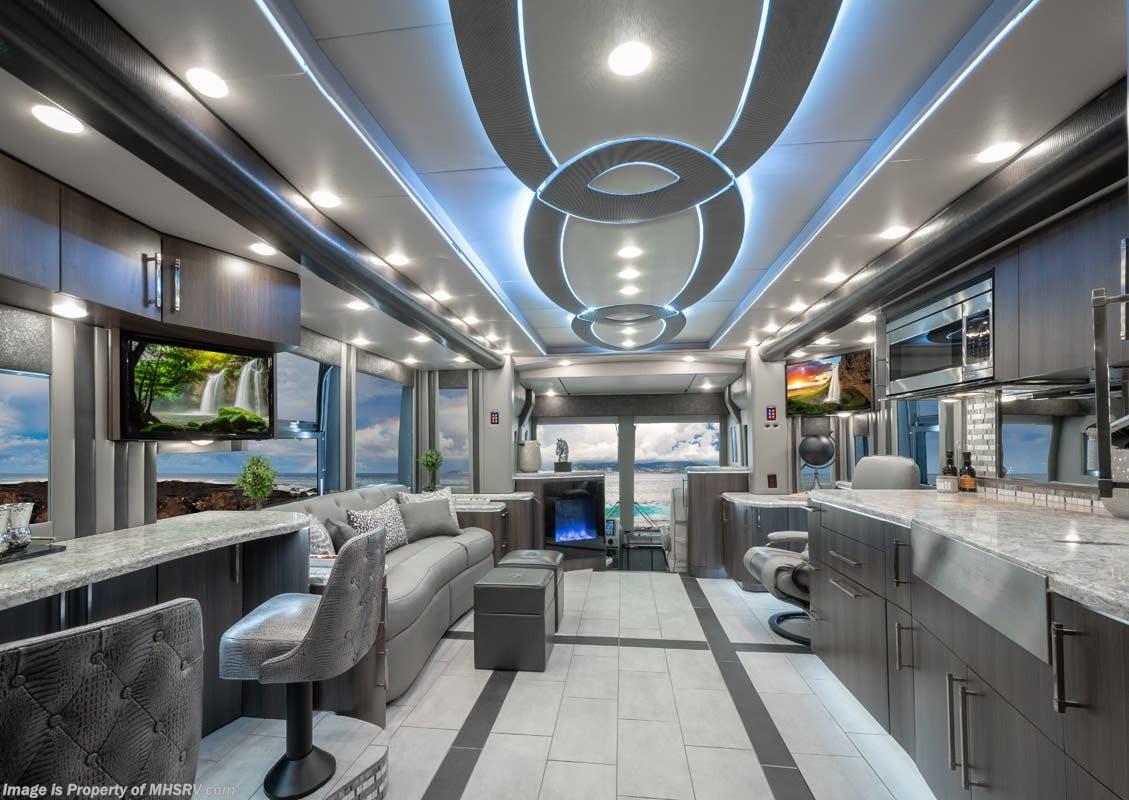 2020 Prevost RV H3-45™ Emperor Sauna Suite by Foretravel (45ESS) for Sale  in Alvarado, TX 76009 | NFTP111075407
