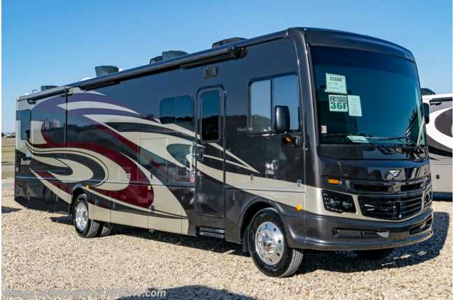 2019 Fleetwood Bounder 36F 2 Full Baths, Bunk Model W/Tech Pkg & W/D