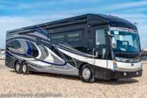 2019 American Coach American Dream 42B Bath & 1/2 W/Sat, Theater Seats, Bunks