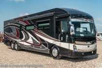 2019 American Coach American Dream 45A Bath & 1/2 W/605HP, Aqua Hot, In-Motion Sat
