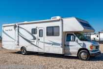 2007 Thor Motor Coach Four Winds 31F Class C RV for Sale W/ Fiberglass Roof