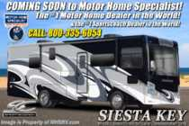 2019 Sportscoach Sportscoach SRS 339DS RV W/ Stack W/D, Theater Seats, 340HP