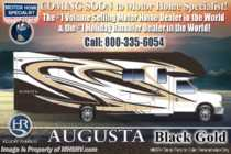 2019 Holiday Rambler Augusta 30F Class C RV W/Ext TV, GPS & King