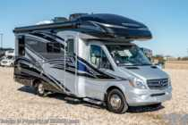 2019 Holiday Rambler Prodigy 24A Sprinter RV for Sale W/ Dsl Gen, Stabilizers