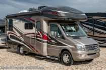 2019 Holiday Rambler Prodigy 24A Sprinter RV W/ Dsl Gen, Ext TV & Rims
