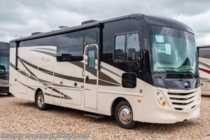 2019 Fleetwood Flair 29M W/2 A/Cs, King Bed, 5.5KW Generator, Sat