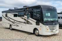 2019 Fleetwood Flair 35R Class A RV W/Theater Seats, W/D, Sat