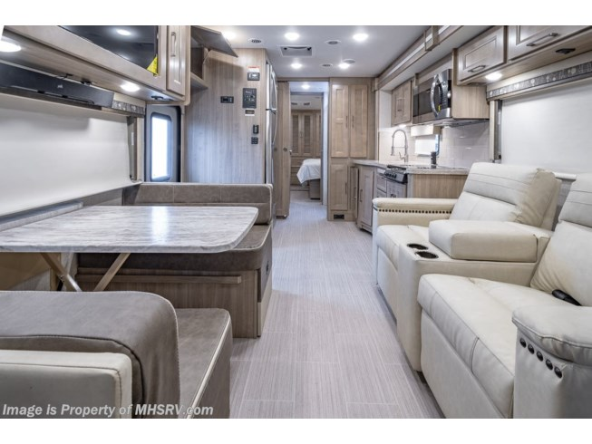 2019 Coachmen Sportscoach SRS 339DS - New Diesel Pusher For Sale by Motor Home Specialist in Alvarado, Texas features Theater Seating