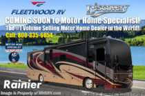2019 Fleetwood Discovery 38N 2 Full Bath W/ Bunks, Theater Seats & Tech Pkg