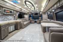 2019 Fleetwood Discovery LXE 44H Bath & 1/2 W/ Theater Seats, 450HP, Tech Pkg