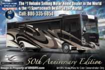 2019 Coachmen Sportscoach 404RB Bath & 1/2 W/Theater Seats, 50th Anniversary