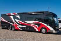 2013 American Coach American Eagle 45T Bath & 1/2 Luxury Diesel Pusher 500HP