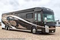 2016 Entegra Coach Cornerstone 45K Bath & 1/2 Luxury 600HP Consignment RV