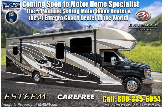 New 2019 Entegra Coach Esteem