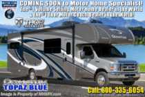 2019 Thor Motor Coach Quantum WS31 Class C RV W/Theater Seats, Diamond Pkg