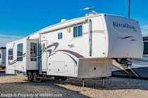 2009 Nu-Wa Hitchhiker Discover America 355CK 5th Wheel RV for Sale W/ Gen