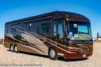 2013 Entegra Coach Anthem 42RBQ Bath & 1/2 Luxury Diesel Pusher W/ 450HP