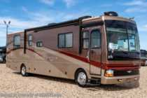 2007 Fleetwood Discovery 39S Diesel Pusher RV for Sale W/330HP, Ext TV, W/D