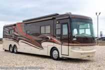 2008 Monaco RV Camelot 42PDQ Diesel Pusher RV for Sale W/400HP