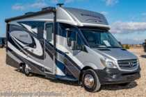 2018 Forest River Forester MBS 2401W Sprinter Diesel RV for Sale W/ Theater Seats