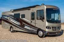2017 Holiday Rambler Vacationer 36Y W/Res Fridge, Washer/Dryer, 4 TV, Fireplace