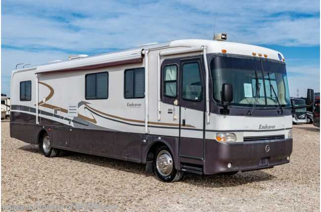 1998 Holiday Rambler Endeavor 37WDS Diesel Pusher RV for Sale at MHSRV
