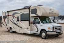 2018 Thor Motor Coach Chateau 31W Class C RV for Sale W/ Ext TV, OH Loft