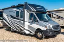 2018 Forest River Sunseeker MBS 2400W Sprinter Diesel Class C W/ Fiberglass Roof