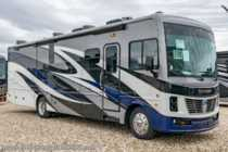 2019 Holiday Rambler Vacationer 35K Bath & 1/2 RV W/ King, OH Loft, Res Fridge