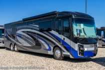 2019 Entegra Coach Insignia 44B Bath & 1/2 Diesel Pusher W/ OH TV, King, W/D