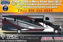 2020 Thor Motor Coach Magnitude BB35 Bunk Model Diesel Super C W/Mobile Eye, King