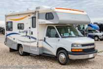 2007 Fleetwood Jamboree 22B Class C RV for Sale at MHSRV W/ OH Loft