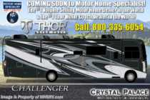 2020 Thor Motor Coach Challenger 37FH Bath & 1/2 RV for Sale W/ King, Res Fridge