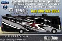2020 Thor Motor Coach Challenger 35MQ RV for Sale at MHSRV W/ OH Loft, Res Fridge